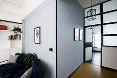 ותודה לאר-דקו: עיצוב אורבני ועשיר לדירה בתל אביב | בניין ודיור