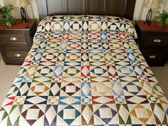 Traditional Amish quilt (somebody make me this, I love it ... : handmade quilts ideas - Adamdwight.com