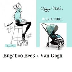 Happy Mothers FREE SHIPPING for Strollers, Car Seats, Highchairs, Baby Carriers, Bouncers, Toys, Activity Gyms, Potty Seats, Baby Clothes, by Best Selling Brands like Orbit Baby, Stokke, Silver Cross, Mima, Bugaboo, Instep, Schwinn, Britax, Baby Jogger, Baby Bjorn, Graco, Peg Perego, Safety First, JOHN GALLIANO, KENZO, JUNIOR GAULTIER, ROBERTO CAVALLI, YOUNG VERSACE, Petit Bateau, Miss Blumarine, Boss, and more! Blog - Bugaboo Bee3 + Van Gogh HappyMothers.net for all your baby needs!