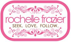 Christian author and speaker Rochelle Frazier inspires women of all ages with her story of inspiration from desperation. With a genuine charm and infectious love of God, her testimony renews home in miracles and stirs the hearts of women to SEEK passionately, LOVE deeply and FOLLOW fearlessly in search of acceptance, redemption and purpose.