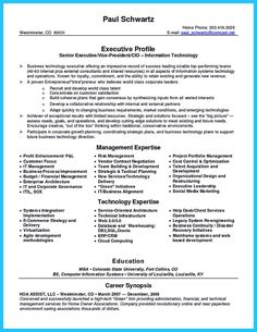 Awesome Outstanding Cto Resume For Professionals Check More At