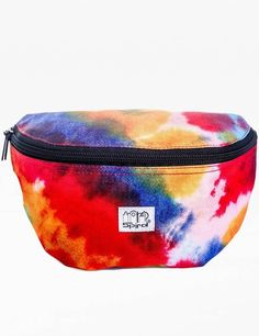 Tie Dye Rave Fanny Pack                                                                                                                                                                                 More