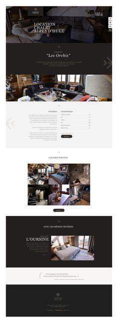 Location Chalet, Web Design, Projects, Design Agency, Advertising Agency, Photo Galleries, Log Projects, Design Web, Blue Prints