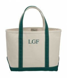 The Natural State - L.L. Bean Boat and Tote
