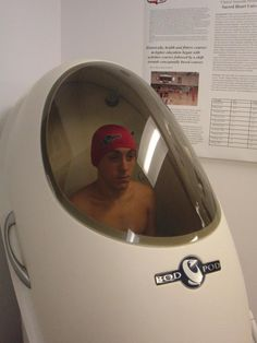 Body Composition test with the Bod Pod at the Life & Sport Analysis Clinic (a partnership between Sacred Heart University professionals in AT, biomechanics, physiology, and strength & conditioning).   More info: http://www.bodpod.com