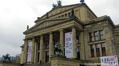 The Konzerthaus Gendarmenmarkt Berlin