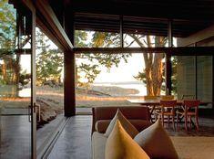Decatur Island, George Suyama Architect, Seattle, Washington
