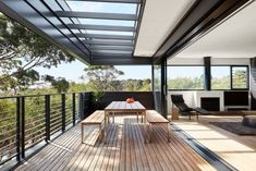 Tree Tops House by Bryant Alsop Architects | HomeAdore