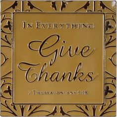 Give Thanks Sign #fall