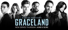 Graceland (on USA)
