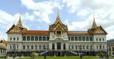 Grand Palace in Thailand https://www.azooki.com/