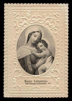 Mea, Mother Mary, Santa Maria, Virgin Mary, Madonna, Holi, Faith, Cards, Saints