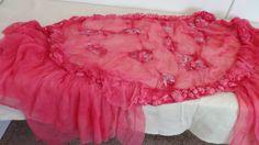 Large Shawl,Vintage, Felted shawl, Fairy, OOAK,Gypsy shawl,Wearable art,Organic,Fashion accessory,Women top,Artistic,Story costumes, Wedding by rafaelart on Etsy