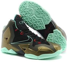 Lebron 11 Womens Brown Black Blue Red Lebron 11 f625d36e70