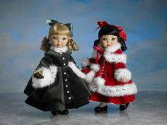 Effanbee Dolls - Holly Red with Evergreen - Tonner Doll Company - #Effanbee #ChildDolls #TonnerDolls @Tonnerdoll