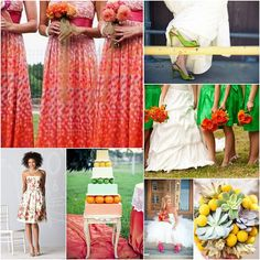 Love Wed Bliss Inspiration Board: Wedding Colors #wedding @Kym - Love Wed Bliss
