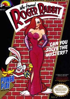Who Framed Roger Rabbit (NES, 1989)