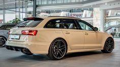 """Audi Is The First Car With New Exclusive """"Mocha Latte"""" Paint Finish - Lux Pursuits Audi S6, Audi A6 Rs, Audi 2017, Supercars, Audi Rs6 Avant, Audi Rs7 Sportback, Automobile, Porsche Cars, Hot Rides"""