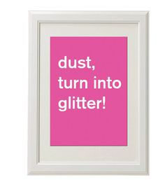 #glitterprint #magentapurple  8''x10'' free by QueenAndEyePrints, $18.00