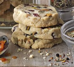 Pistachio & cranberry cookies | BBC Good Food