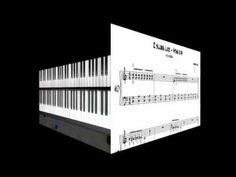 Easy Blues Piano Lessons - Bluesy 4ths Riff (Part 1) - YouTube