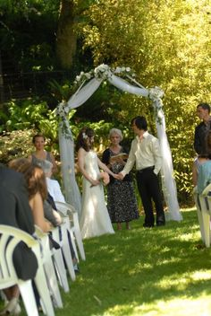 What Wedding Guests Like (and Dislike) about Weddings (i love the arbor)