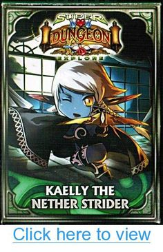 Super Dungeon Explore: Kaelly the Nether Strider #Super #Dungeon #Explore: #Kaelly #Nether #Strider