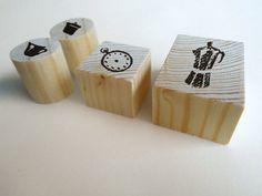 DIY stamps #kitchenstamps #stamps #scrapbooking #cardmaking #stamping