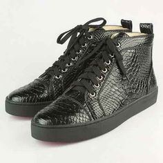 Christian Louboutin mens Spacer Flat shoes CL82018