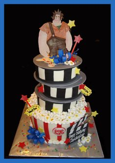 Children's Birthday Cakes - Wreck it Ralph