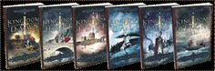 Chuck Black's first series of Kingdoms books. The series is an allegory of the Bible, and followed by his Knights of Arrethtrae series.