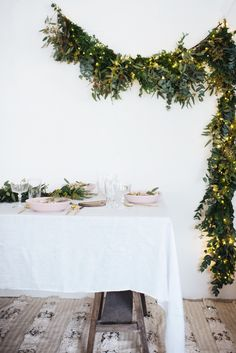 DIY Lit Up Leaf Garland-21