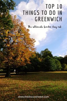 Greenwich, London is one of the city's most charming areas. The home of several museums and a Royal Park, it's the perfect place to spend a weekend in London.