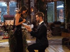 On Monday's final episode of The Bachelor, Nick Viall dropped down on one knee and proposed to Vanessa Grimaldi — and she said yes! It means that the fourth time was the charm for the Wisconsin native, who has struck out three times before — two on The Bachelorette and one on Bachelor in Paradise.So it [...]