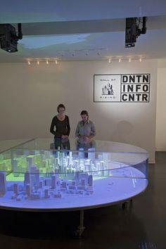 Interactive Model of Lower Manhattan Wins IDSA Award | New at Pentagram