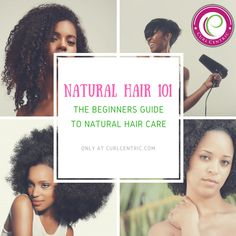 This is the beginner's guide to natural hair, which covers everything related to natural hair care from shampooing to protective styling.