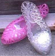 Before Crocs, there were Jellies....