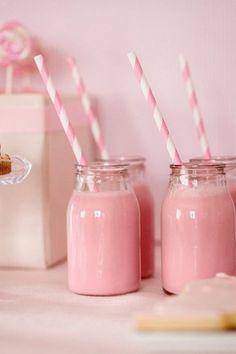 Milkshake party ideas