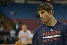 Atlanta Hawks Kyle Korver