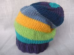 slouch hat for baby, weird that i want one for myself?