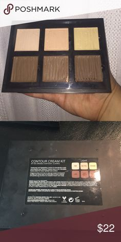 Anastasia Contour Cream Kit---- light Cleaned and sanitized and ready for a new home! :) Anastasia Beverly Hills Makeup Concealer