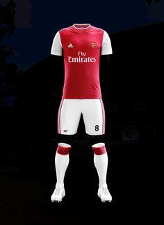 0d380038 Arsenal x Adidas: Concept Kits 2019-20