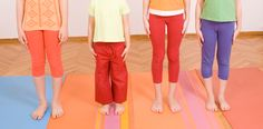 More research has shown that yoga has a number of physical and psychological benefits for children,and many schools now integrate yoga into a typical day.