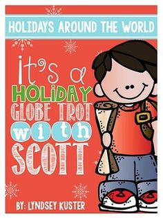 Holidays Around The World: It's a Holiday Globe Trot with Scott! i want this