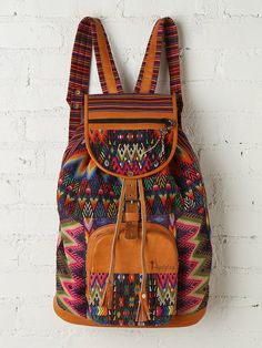 Free People Zunil Backpack, 118.00