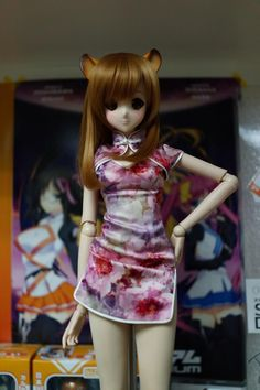 Mirai Suenaga Smart Doll by leon1216jp