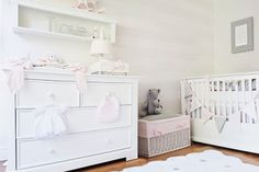 Orzeszkowe Pole: Pokój maluszka –dla dziewczynki (25 inspiracji)