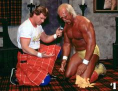 @HulkHogan and @R_Roddy_Piper two of the greatest guys in #WWE