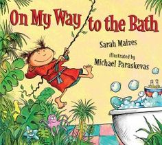 New arrival: On My Way to the Bath by Sarah Maizes