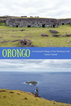 travelyesplease.com | Orongo- Ceremonial Village of the Birdman Cult (Blog Post) | Easter Island/Rapa Nui, Chile